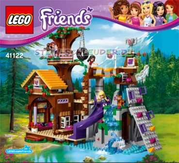 lego friends bauanleitungen legosteine. Black Bedroom Furniture Sets. Home Design Ideas