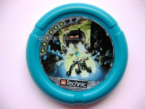 Lego Technic Throwbot Disc bedruckt (32171pb023)