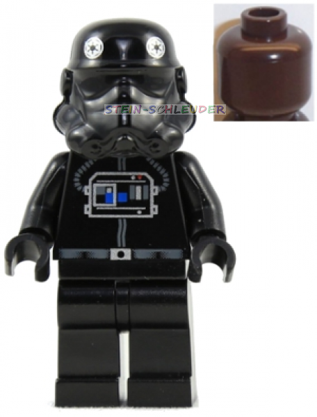 Lego Star Wars Minifigur -TIE Fighter Pilot- (973px69c01)