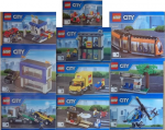 Lego City Bauanleitung  -City Square- (60097)
