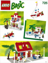 Lego Bauanleitung -Basic Building Set- (725)