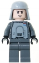 Lego Star Minifigur -Imperial Officer Hoth- (973pb0625c01)