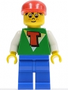 Lego System Minifigur -Time Cruisers Timmy- (973px39c02)