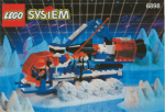 Lego Space Ice Planet  Bauanleiung -Ice-Sat V- (6898)